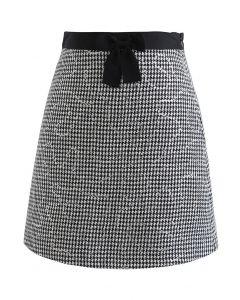 千鳥台形スカート