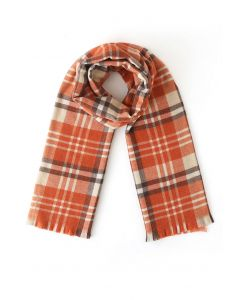 Trendy Check Soft Touch Scarf